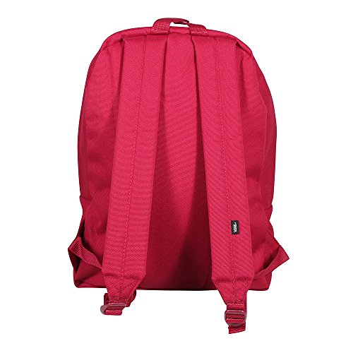 Vans Old Skool II Backpack - Mochila unisex, color, talla One Size Rojo (Chili Pepper)