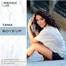 Amazon.com: Boys Up (Daviddance Club Mix): Tania: MP3 Downloads