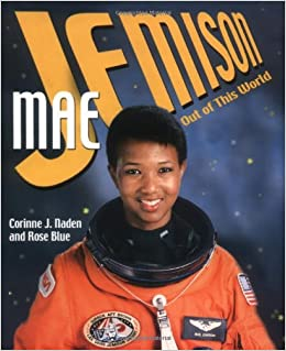 Mae Jemison: Out Of This World (Gateway Biographies): Rose Blue ...