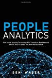 People Analytics, Benjamin Waber, 0133158314