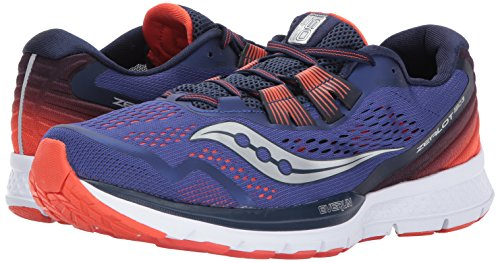 SAUCONY ZEALOT ISO 3 Blue MOVNxS
