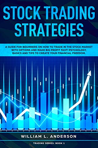 51pSDrUZu%2BL - Stock Trading Strategies: A Guide for Beginners on How to Trade in the Stock Market with Options and Make Big Profit Fast; Psychology, Basics and Tips ... Financial Freedom (Trading series Book 1)