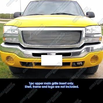 APS 2003-2006 GMC Sierra 1500//2500HD//3500 Billet Grille Insert 2004 2005