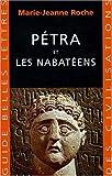 Petra et les Nabateens, Roche, Marie-Jeanne, 2251410422