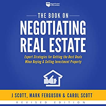 Amazon com: The Book on Negotiating Real Estate: Expert