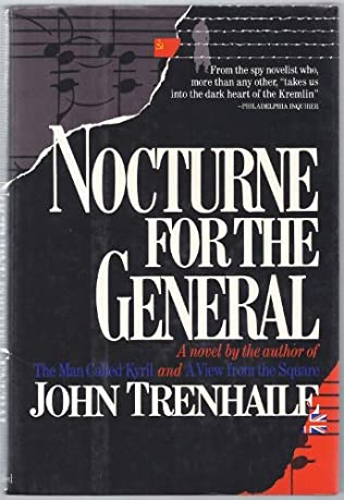 book cover of Nocturne for the General
