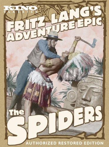 - Spiders: Kino Classics Edition
