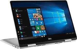 Newest Dell Inspiron 15 7000, 2019 Flagship 2-in-1 15.6 Full HD IPS Touchscreen Laptop, Intel Quad-Core i5-8265U, 8GB DDR4, 256GB PCIe SSD, HDMI USB-C WiFi Fingerprint Reader Backlit Keyboard Win 10