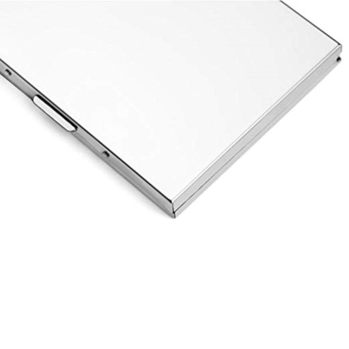 Hase Deko-Tablett mit Halter Tragbarer Aschenbecher Edelstahl Hase runde Schl/üsselanh/änger tragbar Hase