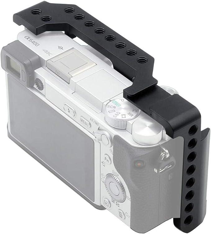 Blue-Yan Lorchwise - Estabilizador de Jaula para cámara Sony A6400 ...