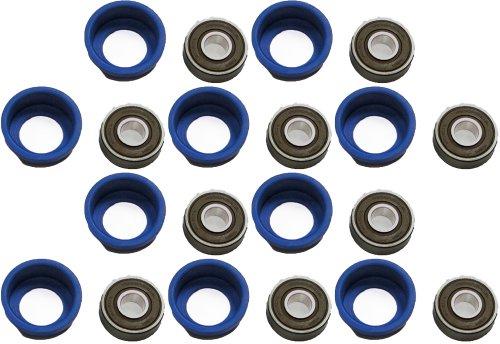 Dewalt DW660 Cut Out Tool (10 Pack) Replacement Bearing Kit # 5140017-69-10pk