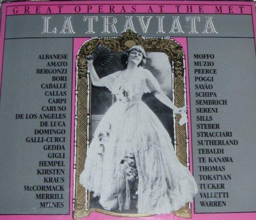 Great Opera At the Met / La Traviata by N/A (0100-01-01)]()