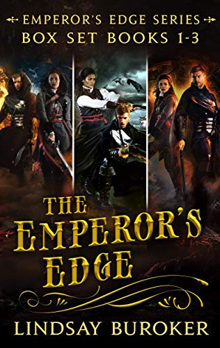 The Emperor's Edge Collection (Books 1, 2, and 3) by [Buroker, Lindsay]