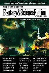 The Very Best of Fantasy & Science Fiction, Volume 2 edited by Gordon Van Gelder