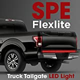 "60"" Truck Tailgate Light Bar Strip - [Brake, Turn Signal, Running, Reverse Backup] - Weatherproof LED Flexible No-Drill - 5 FUNCTION Tail Lights for Pickup Trucks - 1yr Warranty [60-Inch]"