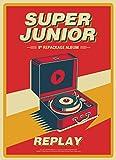 Super Junior Vol. 8 Repackage - REPLAY