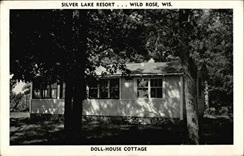 Silver Lake Resort - Doll-House Cottage Wild Rose,, used for sale  Delivered anywhere in USA