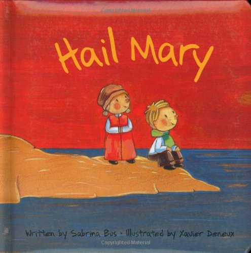 Hail Mary - Gifts Baptism Catholic