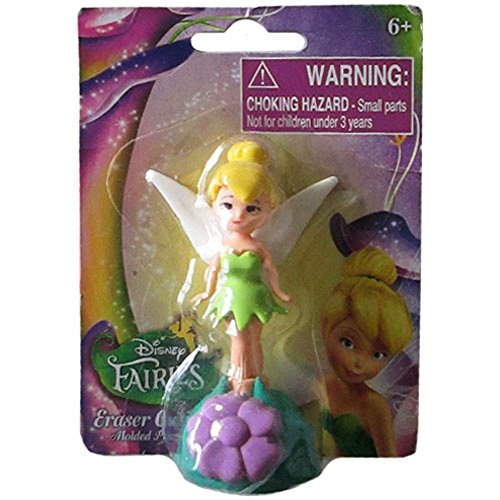 Tinkerbell Erasers - Eraser Tinker Bell and The Disney Fairies Mini Puzzle Favor (1ct)