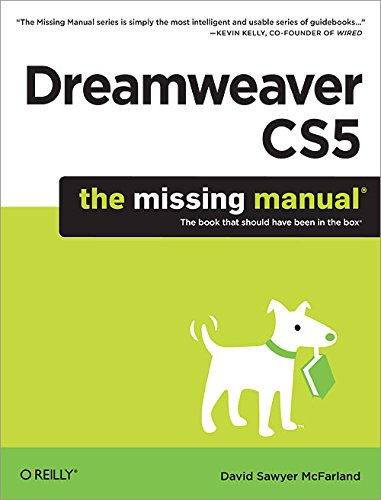 Dreamweaver CS5: The Missing Manual ()