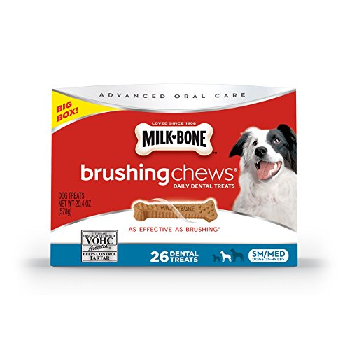 Milk Bone Brushing Chews Daily Dental Dog Treats
