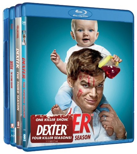 Dexter: Seasons 1-4 [Blu-ray] (Dexter Season 3 And 4 compare prices)