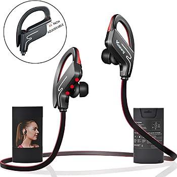 Amazon.com: Bluetooth Headphones Vodabang IPX4 Sweatproof