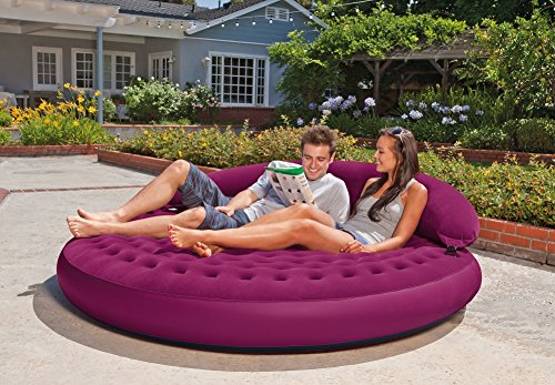 Intex Ultra Daybed Inflatable Lounge, 75 X 20