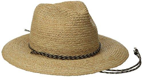 Brixton Men's Bodhi Fedora Hat, Tan, X-Large
