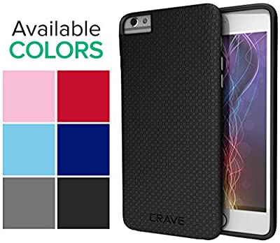 iPhone 6 Case, iPhone 6S Case, Crave Grip Guard Protection Series Case for iPhone 6 6s (4.7 Inch) from Crave