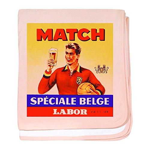 Beer Baby Blanket - CafePress - Belgium Beer Label 9 baby blanket - Baby Blanket, Super Soft Newborn Swaddle
