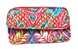 Vera Bradley All in One Crossbody for iPhone 6 / 6+ Wristlet (One size, Paisley in paradise)