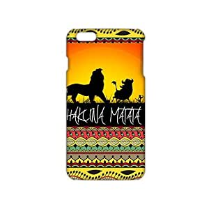 3D Case Cover The Lion King Cartoon Phone Case for iPhone 5c