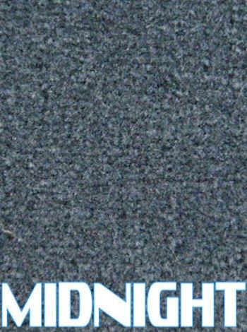 Marine Outdoor Bass/Pontoon Boat Carpet/16 oz (Midnight, 6'x20') (Grade Marine Carpet)