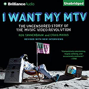 I Want My MTV Audiobook
