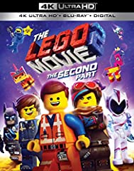 LEGO Movie 2,The: The Second Part (4K Ultra HD + Blu-ray + Digital)]]>