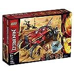 LEGO-Ninjago-70675-Katana-4×4-450-Pezzi