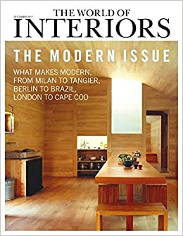 The World Of Interiors Magazine (December, 2017) The Modern Issue ...