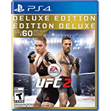 EA Sports UFC 2 Deluxe Edition Playstation 4