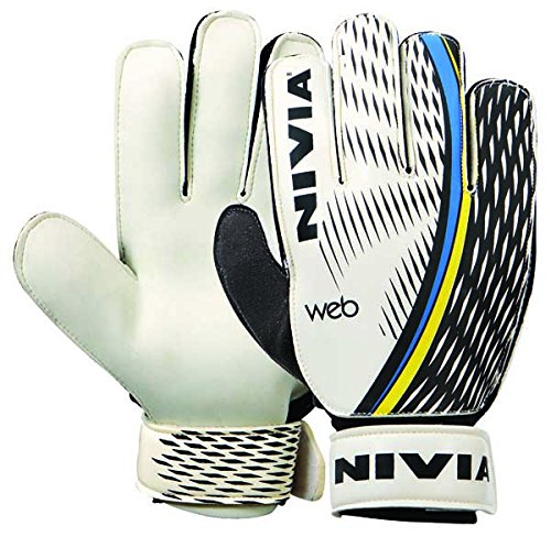 43f0918ecf0 Buy Nivia Web Goalkeeper Gloves