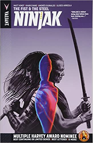 Ninjak Volume 5: The Fist & The Steel: Matt Kindt, Khari ...