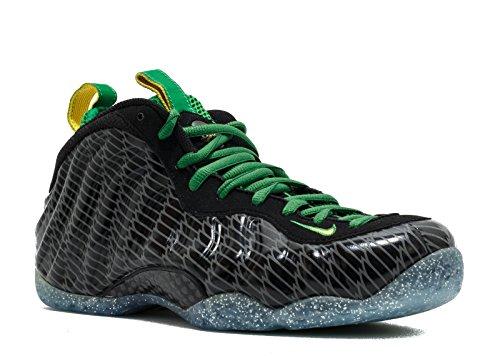 Nike Womens Sf Af1 Se Prm Scarpe Casual Nero / Giallo / Verde Mela