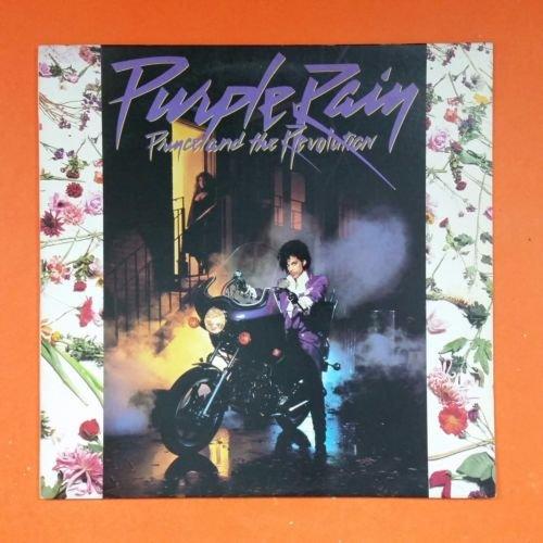 Price comparison product image PRINCE Purple Rain 1984 WB 1 25110 SLM LP Vinyl VG++ Cover VG++ Sleeve