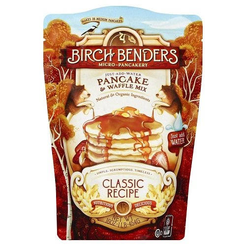 Birch Benders Micro Pancakery Pancake Classic