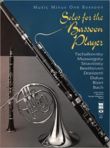 Book Solos For The Bassoon Player Book And CD (2006-07-01)