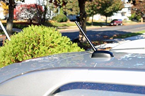 AntennaMastsRus - The Original 6 3/4 Inch is Compatible with BMW, Chevrolet, Dodge, Lexus, Mercedes, Mini, Mazda, Mitsubishi, Nissan, Pontiac, Saturn, Saab, Scion, Toyota, Volvo, Volkswagen