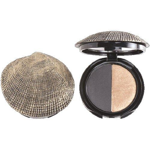 DuWop Isla Sirena Sea Shell Compact Eye Dual, Vanquish