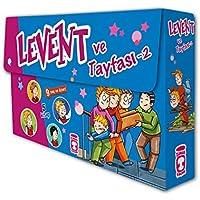 Levent ve Tayfası-2 Set (5 Kitap)