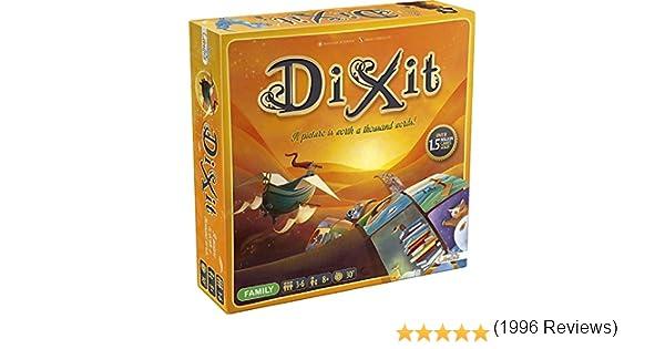Libellud DIX01 Dixit Expansion Board Game: Roubira, Jean-Louis: Amazon.es: Juguetes y juegos
