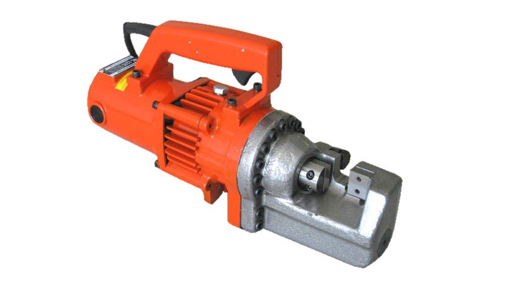 CCTI Portable Rebar Cutter - Electric Hydraulic Cut Up to #7 7/8'' Rebar and Round Bar(Model: RC-227C)